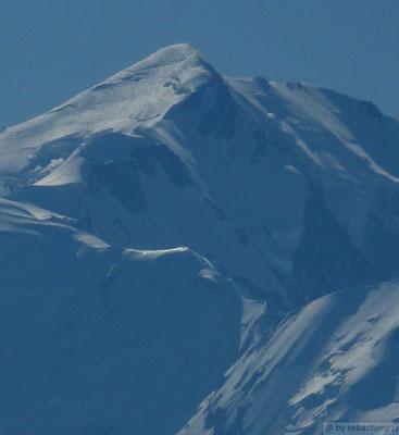 Le mont Blanc vous sourit