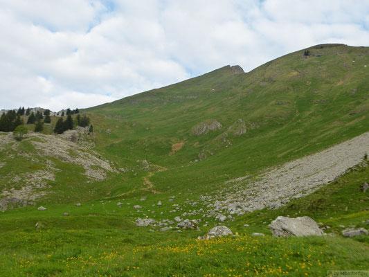 Le chemin vers le sommet