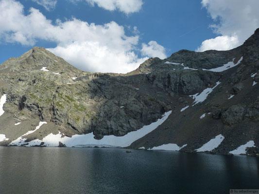 Lac du grand Doménon
