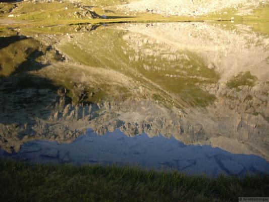 Lac des Cerces (2410m.)