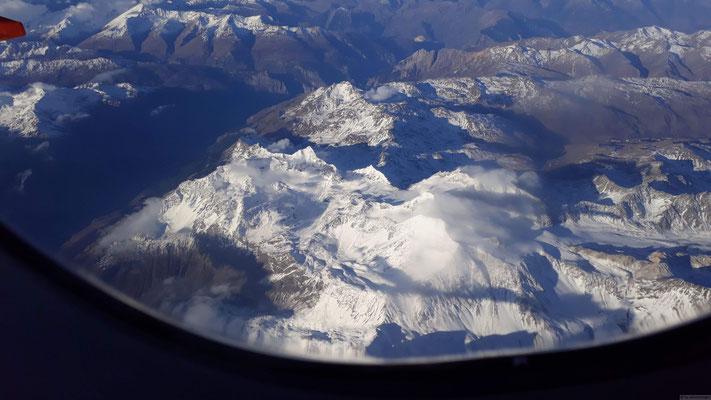 Les glaciers de la Vanoise