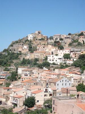 Petit village Corse