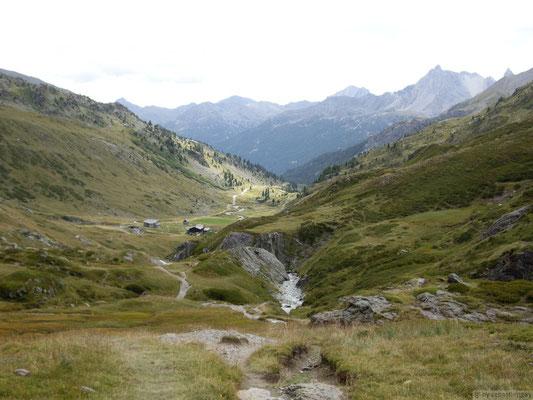 Vallée de la Clarée (et le refuge des Drayères)