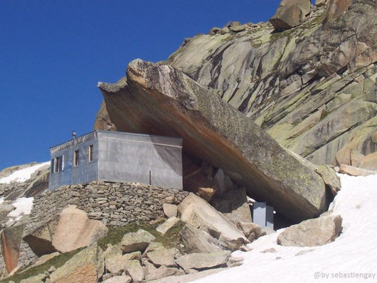 Refuge du Couvercle (Chamonix)