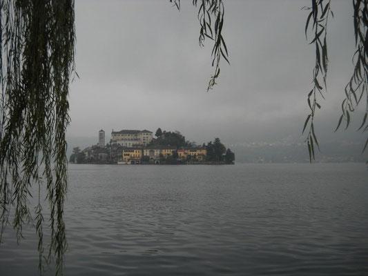 Isola San Giulio (lac d'Orta)