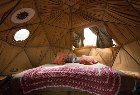 Unterkunft Standard Dome