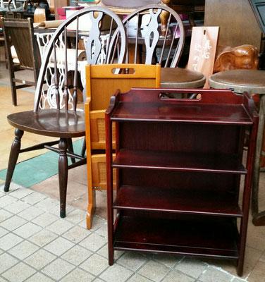 カリモク家具のビンテージ収納家具