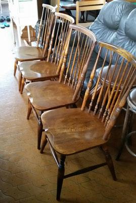 飛騨産業キツツキ ダイニングチェア木製椅子