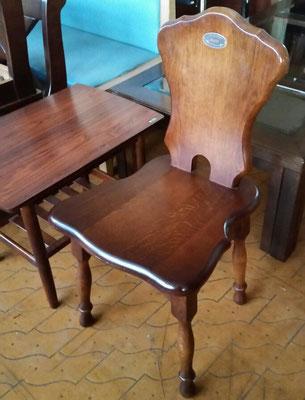 えぞ民芸家具 木製椅子