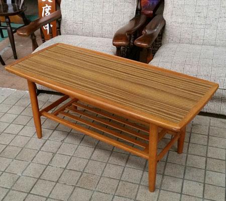 カリモク家具ビンテージ60テーブル