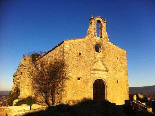 La chapelle Saint-Michel de Saignon