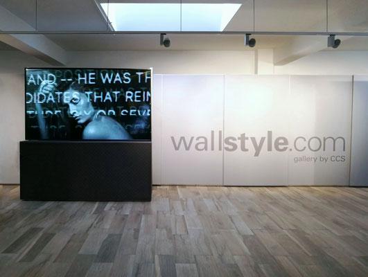 PhotoArtShow@wallstyle · CCS Gallery · Düsseldorf · yak © 2017 RK