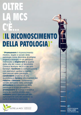 Campagna di sensibilizzazione sulla MCS