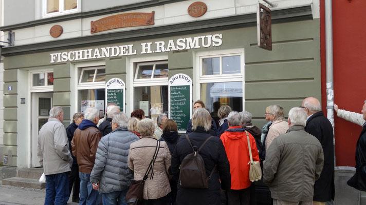 Fischhandel Rasmus
