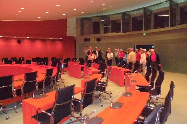 Saal für internationale Konferenzen