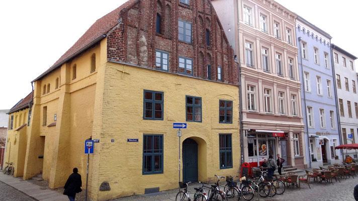 Mönchstrasse Ecke Böttcherstrasse