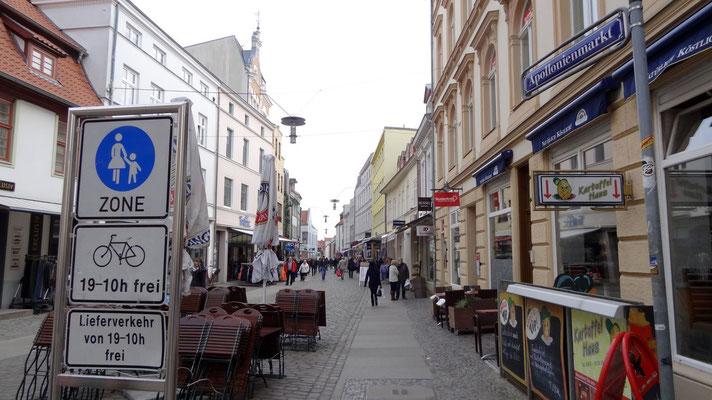 Apollonienmarkt