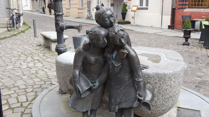 Schnatterbrunnen
