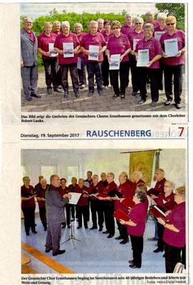 Wenfest ernsthausen 1