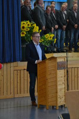 CDU Landtagskandidat Dirk Bamberger