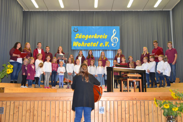 Kinder- und Jugendchor Erksdorf