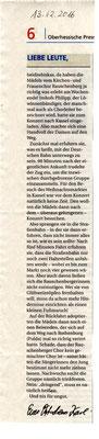 Ortsdiener Karl - Fahrt der Rauschenberger Sängerinnen nach kassel
