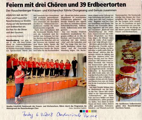 Erdbeerfest Rauschenberg