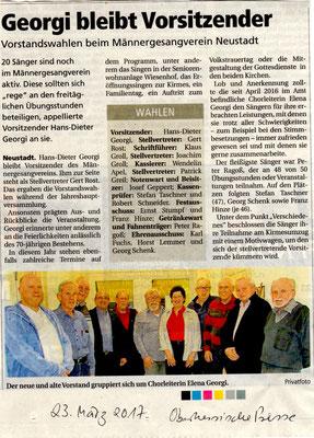 JHV Neustadt 2017