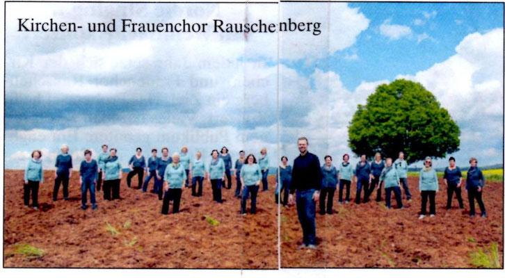 Foto Rauschenberg
