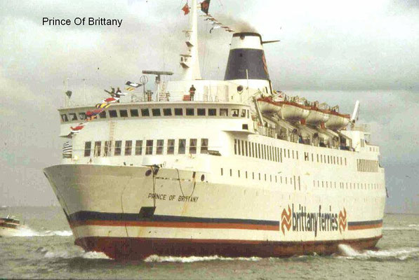 M/V Prince of Brittany, photo D.R.