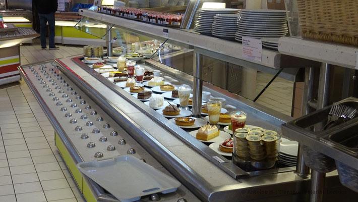 """""""Riva Bella"""", cafétéria du Normandie"""