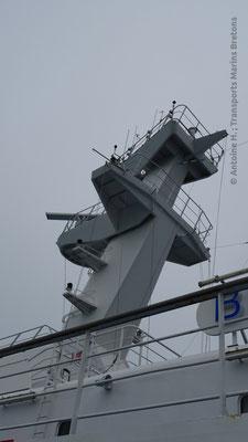 Mat radar de Bretagne