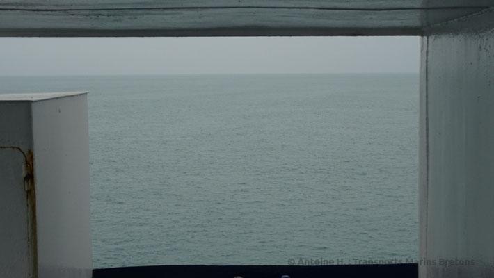 Rien sur l'horizon