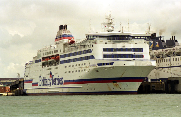Normandie. Photo Brittany Ferries.