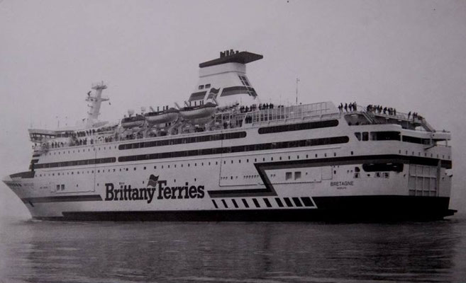 Bretagne. Photo Brittany Ferries.