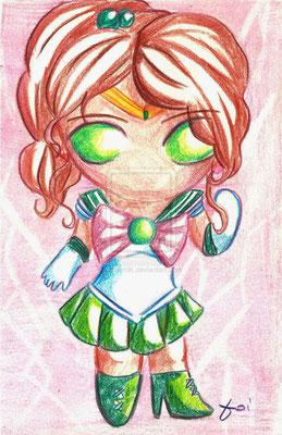 Sailor Jupiter (Sailor Moon)