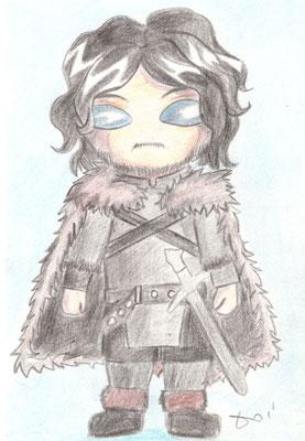 Jonh Snow (GOT)