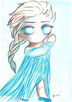 Elsa (Frozen,Disney)