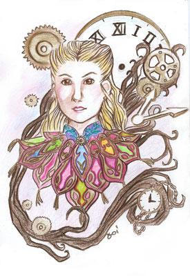 Alice (Alice de l'autre côté du miroir)