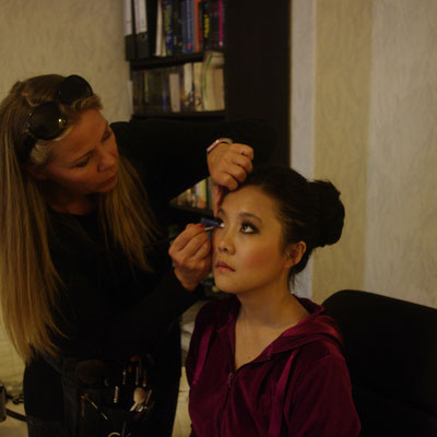 Hochzeitsstyling by Body and Soul Cosmetics