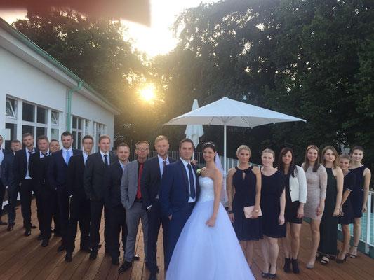 Hochzeit Heirat Wedding Brautstyling