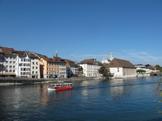 Landhaus Solothurn und Altstadt Solothurn