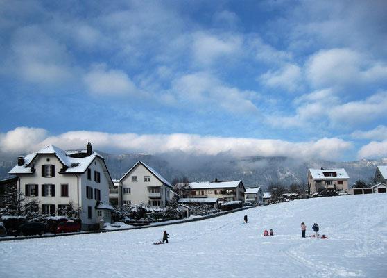 Gute Wohngemeinde nähe Solothurn - Langendorf grenzt an Solothurn