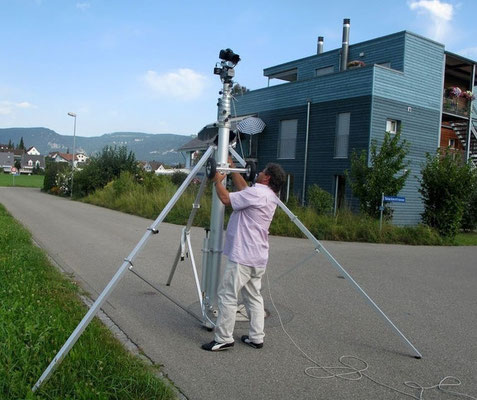 Drohnenfotos und Stativaufnahmen Herr Sutter