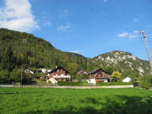Naturpärke Jura?- Das Thal ist empfohlen durch Schweiz Ferien Info