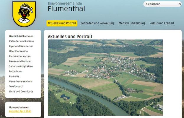 Gemeinde Flumenthal