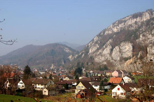 Fotos Balsthal und Naturpark Jura