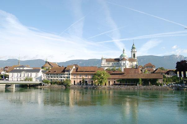 Haus schätzen Altstadt Solothurn