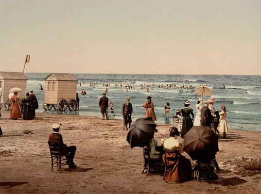 Обнажение на пляже #4