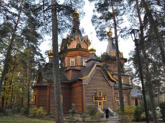 Подворье монастыря в Барвихе
